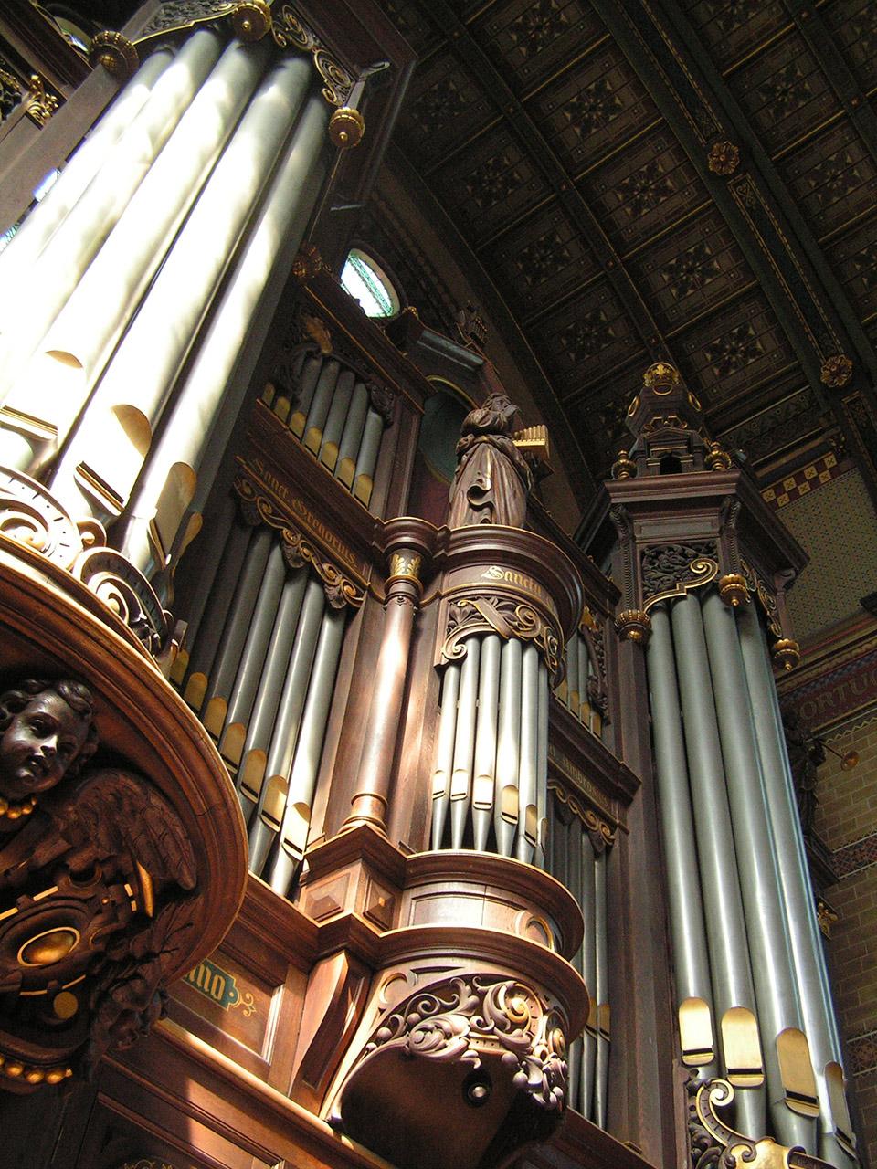 Amsterdamse Orgelzomer